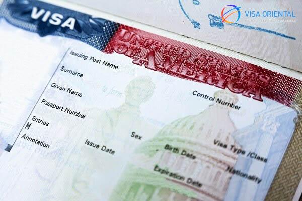 Hồ sơ xin gia hạn visa Mỹ đơn giản