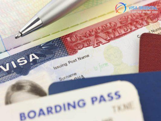 Khi sở hữu visa Mỹ có thời hạn 1 năm, bạn được phép xin gia hạn visa Mỹ tối đa 4 lần